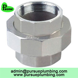 stainless steel union coupling