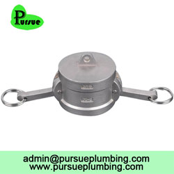 Camlock DC dust cap coupling supplier