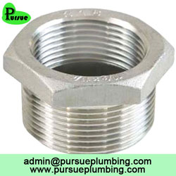 stainless steel male to female reducer china supplier