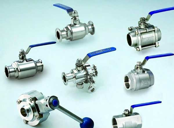How to select sanitary valve